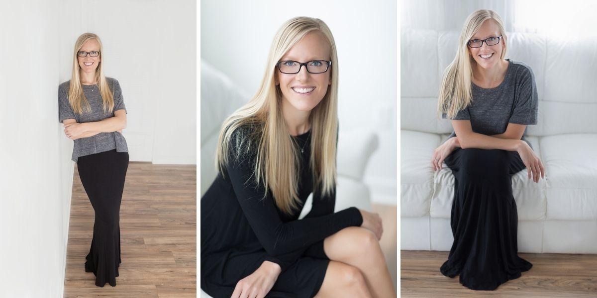 Web Designer Minimalist Personal Brand Photoshoot